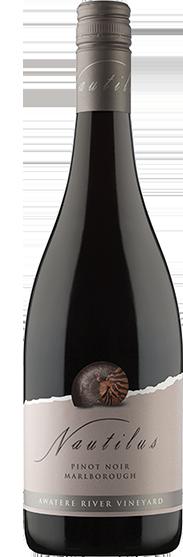 Image result for Nautilus Awatere River Vineyard Marlborough Pinot Noir 2014